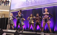 SIX cast previews their Ordway performance at Mall of America