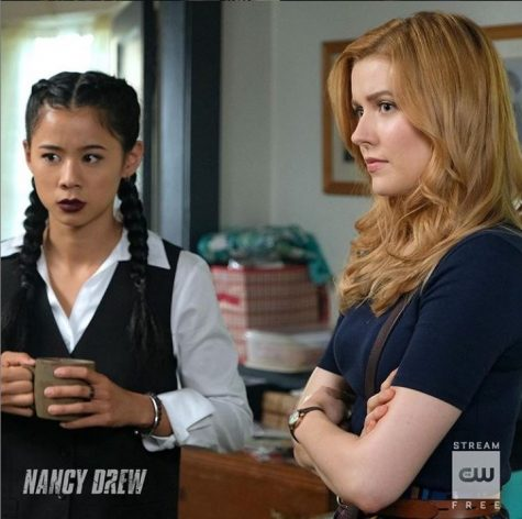 [TV REVIEW] Nancy Drew mimics Riverdale, but brings the nostalgia