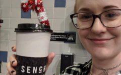 Tea barista Tina Wilkens adds spice to the job