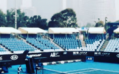 Australian Open players raise wildfire relief funds
