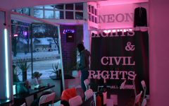 Neon lights and civil rights: All Square offers food with purpose