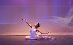 Su makes her presence known through dance
