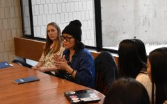 Guest Speaker Su Hwang showcases her poetry while inspiring young writers