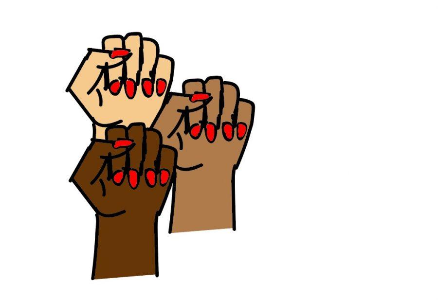 White+feminism+pervades+social+justice+at+SPA
