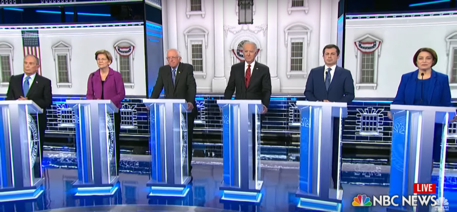 [TWITTER COVERAGE] Democratic debate highlights candidate divisions