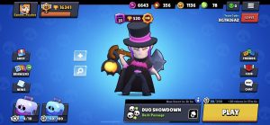 New brawlers are unlockable through the in-game shop, the trophy road, and brawl boxes. Players are granted rewards from the trophy road (new brawlers, coins, tokens, brawl boxes, etc.) as they gain more trophies by winning matches.