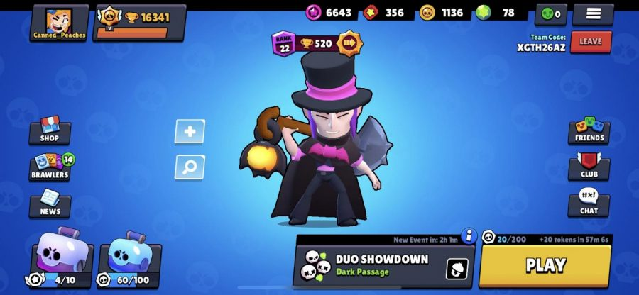 New+brawlers+are+unlockable+through+the+in-game+shop%2C+the+trophy+road%2C+and+brawl+boxes.+Players+are+granted+rewards+from+the+trophy+road+%28new+brawlers%2C+coins%2C+tokens%2C+brawl+boxes%2C+etc.%29+as+they+gain+more+trophies+by+winning+matches.
