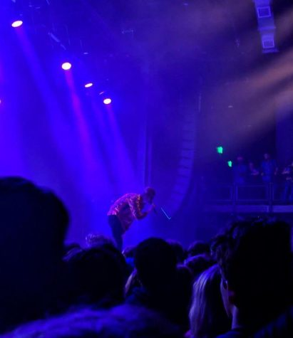 [CONCERT REVIEW] Yung Gravy's hometown show at The Filmore excites yung fanbase