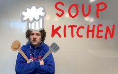 [COMMUNITY SERVICE SPOTLIGHT] Soup-er summer: Thomas volunteers at a soup kitchen