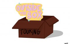 [OUTSIDE THE BOX] Ep. 2: Theatre touring with Soren Miller and Valerie Wick