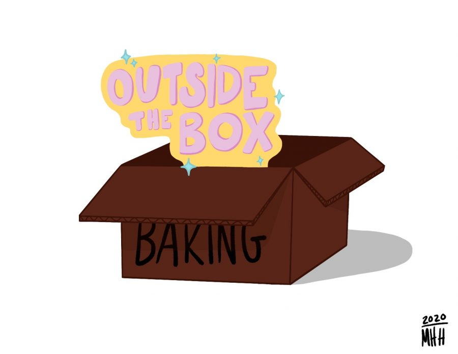 [OUTSIDE THE BOX] Ep. 3: Becca's baking business