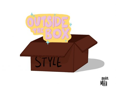 Outside the Box is a three-episode podcast produced by students in Writing for Publication.