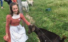 [COMMUNITY SERVICE SPOTLIGHT] Mellin relives childhood at Gibbs Farm