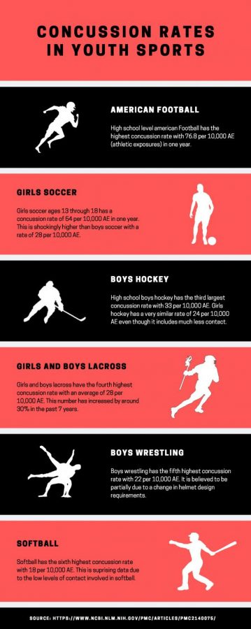 While+some+sports+require+helmets+or+other+gear+to+minimize+the+risk+of+injury%2C+these+sports+still+carry+a+high+ratio+of+player+concussions.+%28Created+in+Canva%29