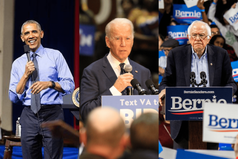 On Tuesday, former President Barack Obama endorsed former Vice President Joe Biden. Sen. Bernie Sanders endorsed Biden on Monday.