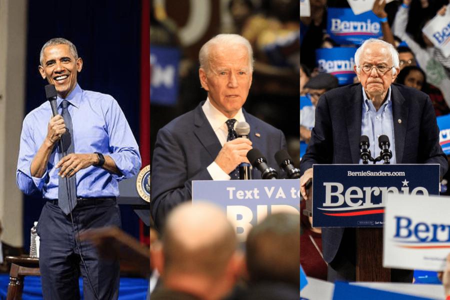 On Tuesday, former President Barack Obama endorsed former Vice President Joe Biden. Sen. Bernie Sanders endorsed Biden on Monday.