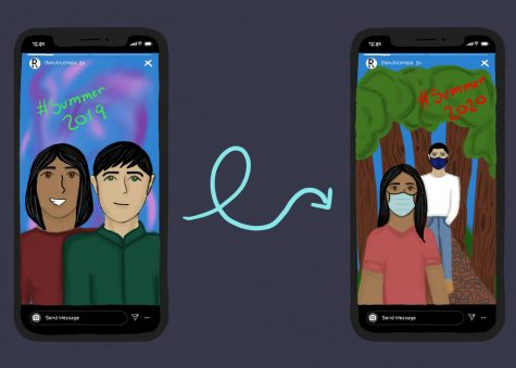 Keep looking for alternative options for social time. Set up a Netflix party and watch something together; go to a park with masks and stay six feet apart.