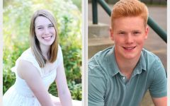 Kathleen Bishop and Tommy Stolpestad.