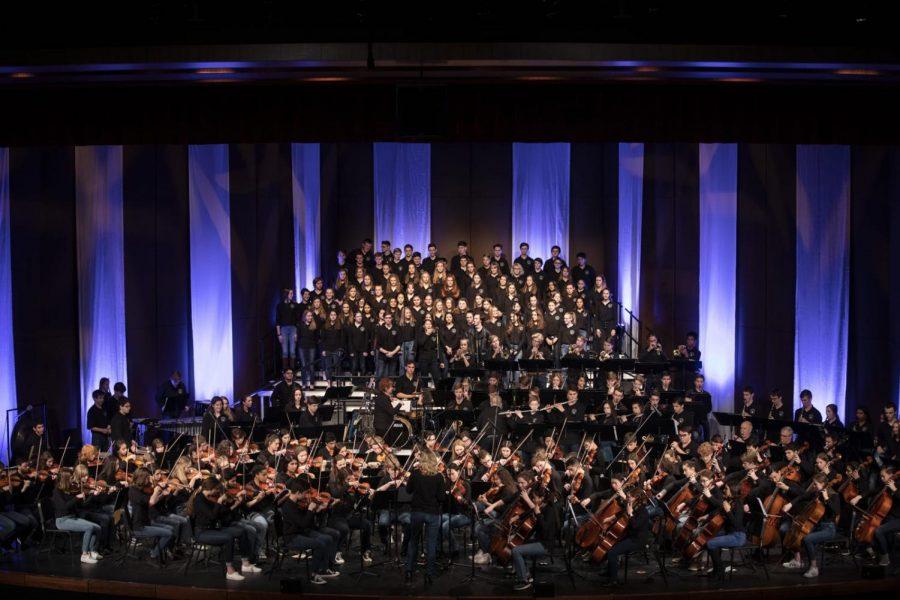 SPAs 2019 Pops Concert in the Huss Center.