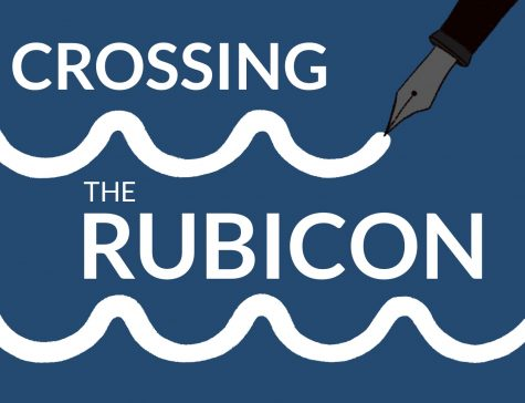 [CROSSING THE RUBICON] Ep. 3: A Noiseless Patient Spider with Michael Moran