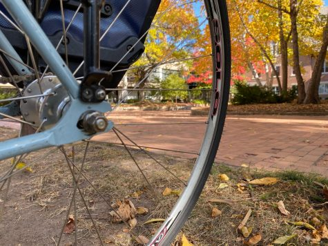 "After thefts on the Randolph campus Wednesday and Thursday, Director of Facilities Mark Dickinson alterted the community: ""If you ride a bike to campus, I encourage you to consider a"
