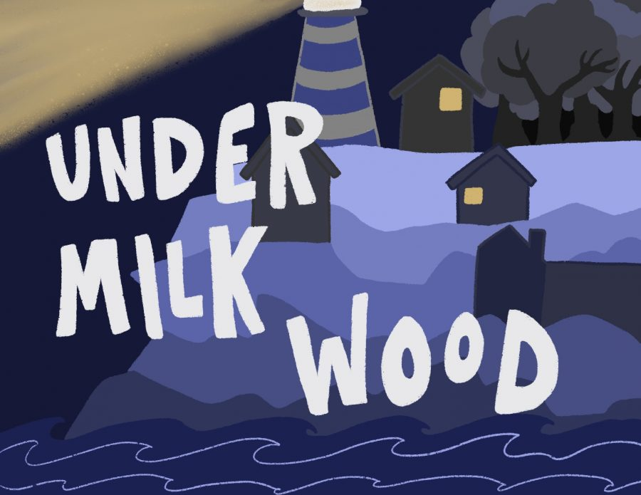 US Theater Director Eric Severson posted the cast list for Dylan Thomas' Under Milkwood, a show that will challenge the 33 actors cast as they take on multiple roles in a show with 67 characters.