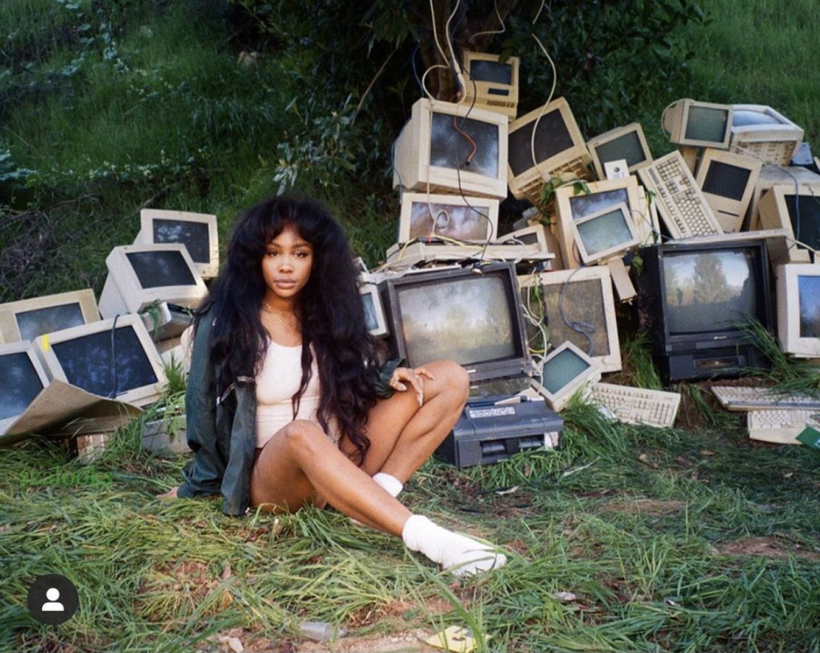 Ctrl is an album with personal, relatable lyrics, created by an artist with star power talent.