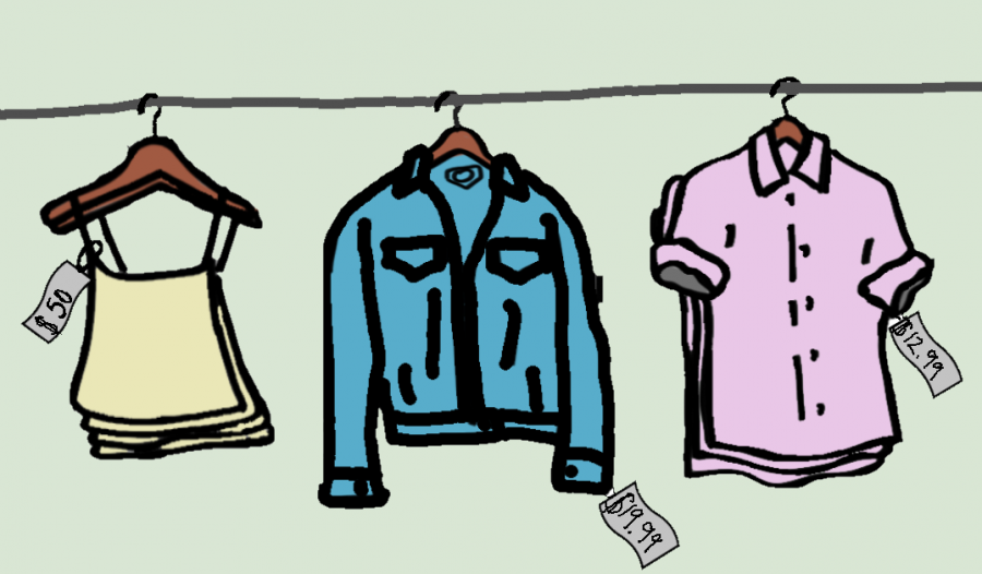 At SPA, the decision to spend $3 or $4 more dollars on a sustainable t-shirt is one that is much easier to make than in other communities. One must be respectful of other people's decisions to buy or not buy sustainably made clothes, because paying more should not be an immediate expectation we have of others.