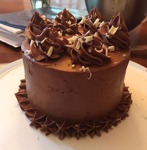 Richmans number one seller is her family's secret recipe chocolate cake.