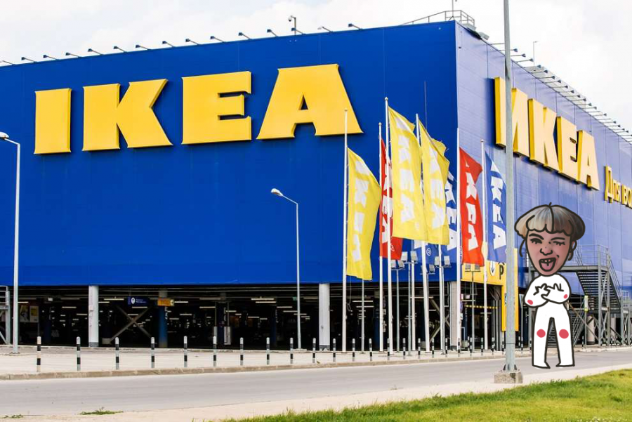 Forget government. Forget religion. Forget buying premade furniture that doesn't have cute names like Ektorp and Poäng. The only thing we need in this life is IKEA.