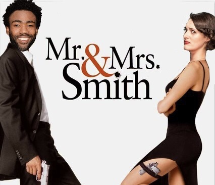 On February 12, actor and writer Donald Glover took to Instagram to announce the television reboot of the movie Mr. and Mrs. Smith.