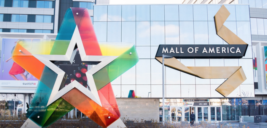 You say it's your birthday? Why not let the Mall of America shower you with free gifts?