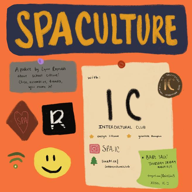 [SPA CULTURE] Intercultural Club talks past and future plans (pt. 2)