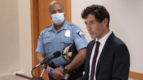 Mayor Jacob Frey said he supports the idea of having a bigger approach to public safety yet he still has concerns that this plan would diminish the accountability for the department itself.