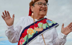 Sharon Day is an Ojibwe leader, Native American activist, artist and writer from Minnesota.