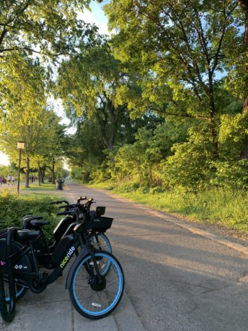 Bikes and scooters are back for on the spot rental, making summer exercise in the Twin Cities even easier.