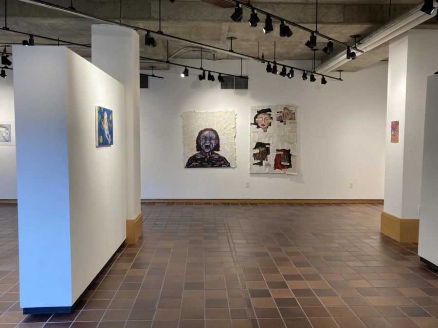 The Drake Gallery is now showing