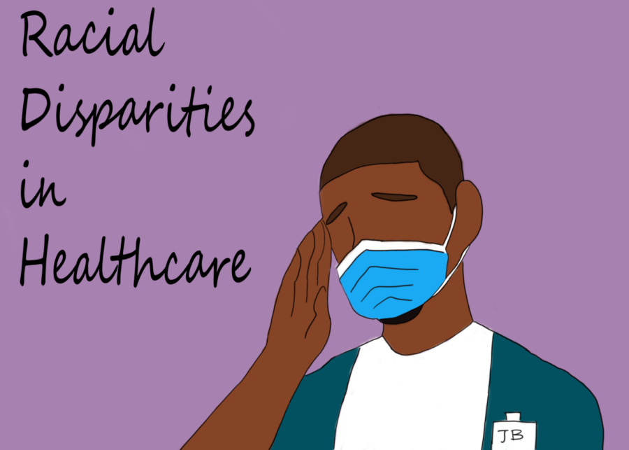 To raise awareness and learn more about racial disparities within the U.S. healthcare system, junior Kat Braggs sat down to talk with her cousin Jesus Barrera who works in the medical field.
