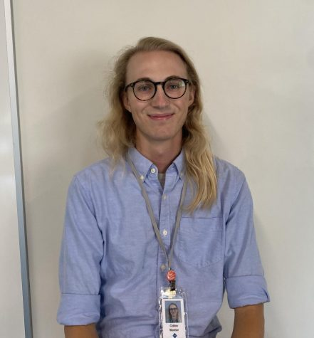 Colton Werner first began to discover his love for Computer Science from his STEM teachers in high school, and now he will be the one doing the teaching as a new Upper School Computer Science teacher.