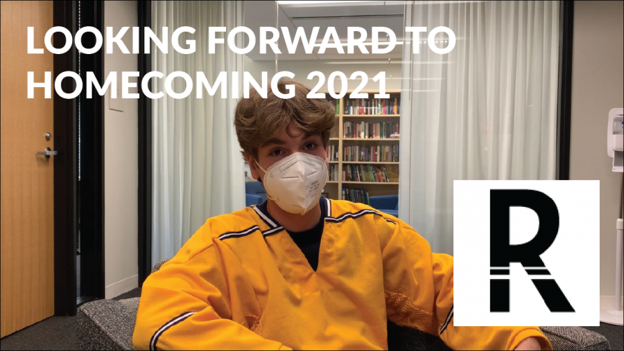Looking forward to Homecoming 2021