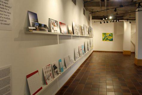 Passionate alumni/ae showcase work in art exhibit
