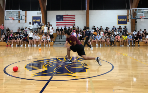 Annual dodgeball tournament amplifies Spartan spirit