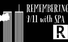 Remembering the 20th anniversary of 9/11 with SPA families, faculty and students.