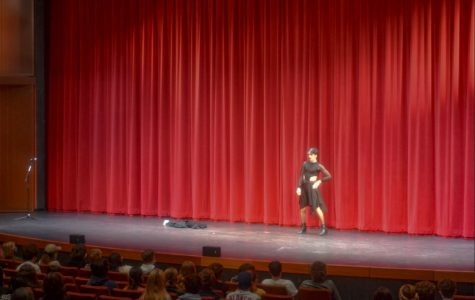 Lip sync contest brings out competitive spirit in students