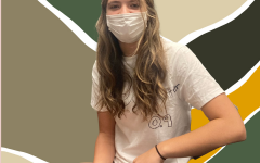 Junior Riley Erben likes to help out the community by volunteering at the Ronald McDonald house in her free time.