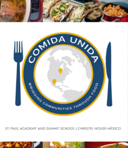 The Bilingual cookbook is full of family recipes and stories produced by SPA StartUp Club, Faculty Mollie Ward, and Harry LaVercombe and the Christel House México students to raise money for Christel House México.