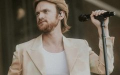 SHOWSTOPPER. Finneas OConnell performs his music at the Austin City Limits music festival. While his younger sister Billie Eilish has stepped into the spotlight in the music industry, OConnell has made a name for himself as well.